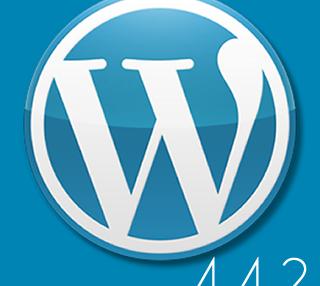 WordPress 最新バージョン 4.4.2へアップグレード
