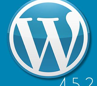 WordPress 4.5.2 リリース