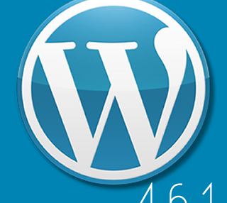 WordPress 4.6.1 へ