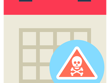 「iCloudカレンダー」スパム招待状の対処法