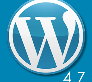 WordPress 4.7 リリース