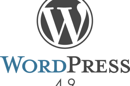 WordPress バージョン 4.9 へアップグレードのお知らせ