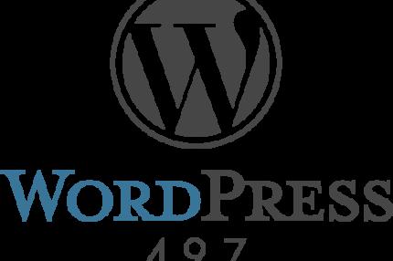 WordPress 4.9.7リリース&アップグレードのお知らせ