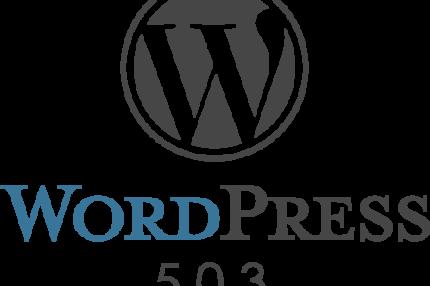 WordPress 5.01〜5.03のリリースとアップデートについて